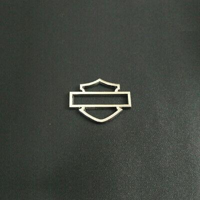 3D Metal 100th Anniversary Emblem//Badge for Harley Davidson Tank//Body