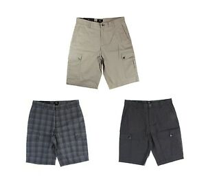 a7b519b305 Calvin Klein Men s Lifestyle Flat Front Cargo Shorts - Select your ...
