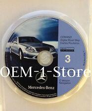 1999 2000 MERCEDES S420 S430 S500 S600 C NAVIGATION MAP CD 3 IA KS MN MO NE ND
