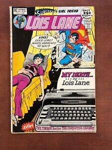 Superman-s-GirlFriend-Lois-Lane-115-1971-6-5-FN-DC-Key-Issue-Bronze-Age-Comic