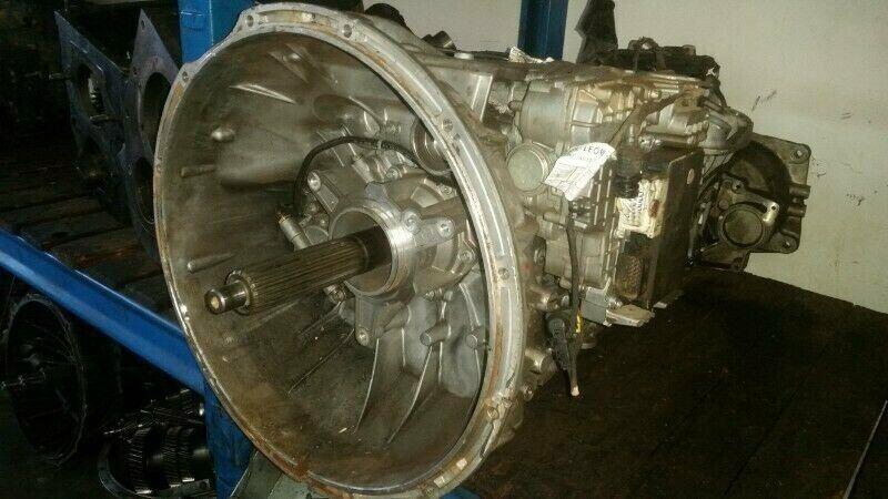 Mercedes NP4 G1820 gearbox