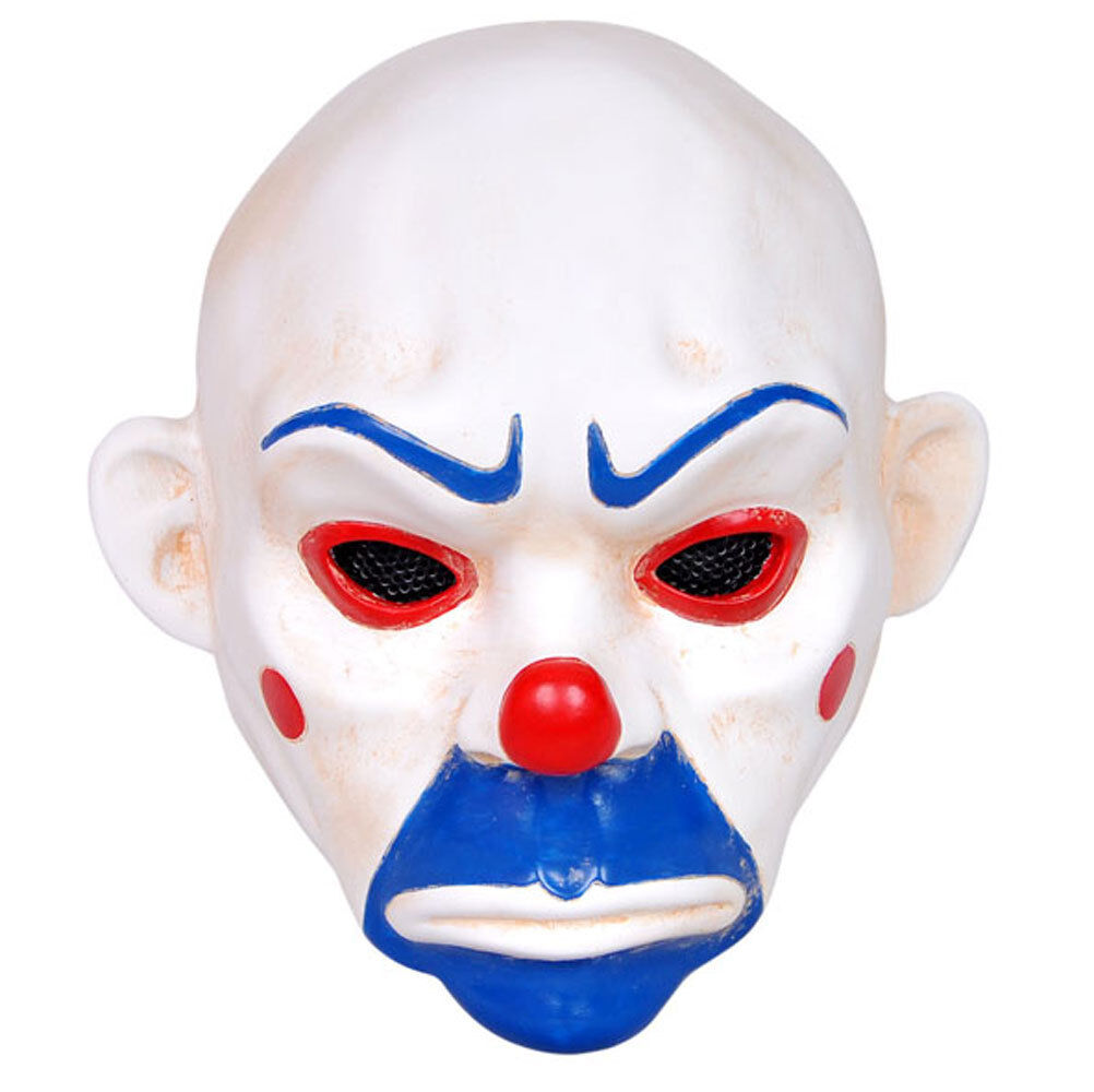 Airsoft CS Paintball Full Prossoection Mask Cosplay PAYDAY Robber Joker Mask