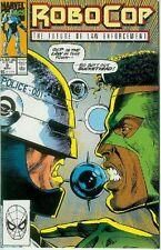 Robocop # 9 (USA, 1990)