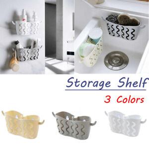 Details about Kitchen Sink Sponge Holder Organizer Soap Drainer Strainer  Caddy Rack