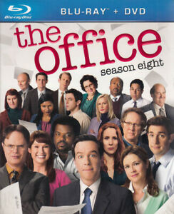 The-Office-Season-8-Blu-ray-amp-DVD-Combo-B-New-Blu