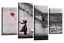 BANKSY-Art-Picture-Red-Balloon-Girl-Canvas-Print-Hope-Love-Wall-Canvas-44-034 thumbnail 1