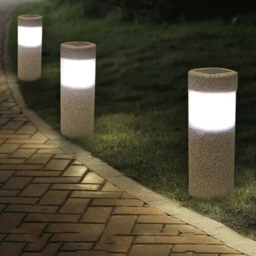 Waterproof Led Garden Light Yard Path Lamp Solar Power Outdoor Lights Decoration