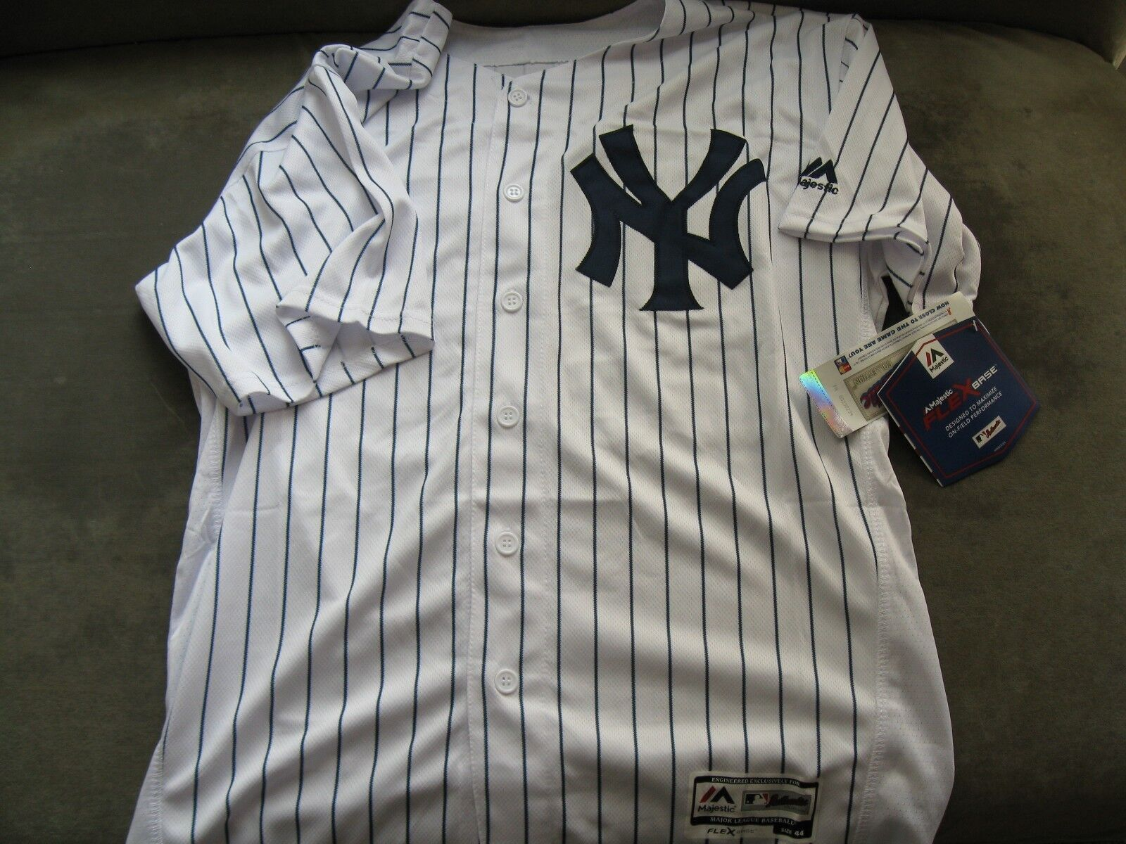 NY Yankees Giancarlo Stanton Home Jersey L