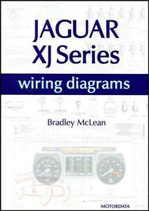 JAGUAR ELECTRICAL WIRING DIAGRAMS XJS XJ6 XJ12 SCHEMATICS BOOK McLEAN V12 |  eBayeBay