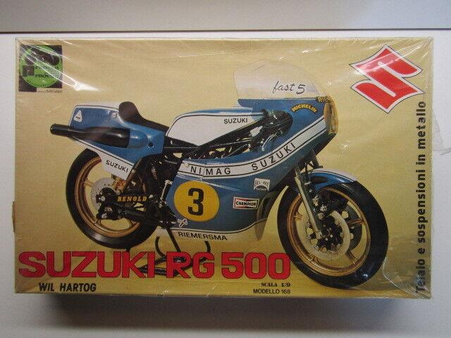 Predar 1 9 Scale Suzuki RG500  Wil Hartog  Model Kit - New - Metal Frame - Rare