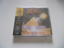 "Zeno ""Listen to the light"" Rare Japan cd 1998 Zero Corp. XRCN-2019 New Sealed"