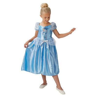 Rubie's Disney Princess, Cinderella Childs / Girls Fancy Dress Book Week Costume