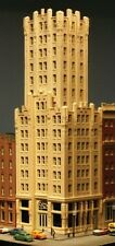 N Gauge Building Kit Skyscraper Ivory Tower 10 NEU