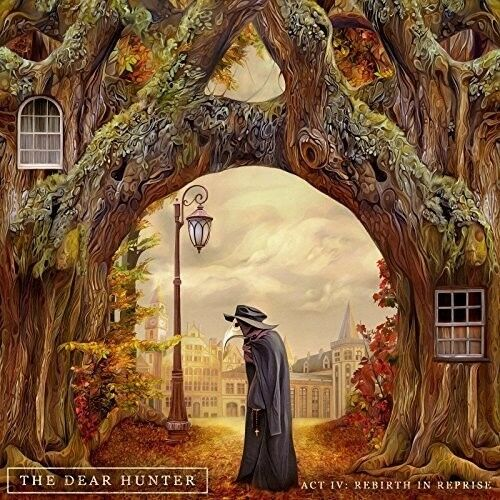 The Dear Hunter - Act IV: Rebirth in Reprise [New CD] Digipack Packaging