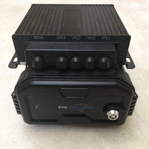 Eye3 Witness Pro Hybrid 6 Ch Commercial MDVR 2TB w// PoE SMART Switch 4 Port
