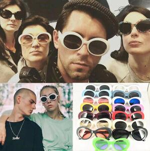 29b4a1bc9f La foto se está cargando Gafas-de-sol-espejadas-NIRVANA-Redondo-Kurt-Cobain-