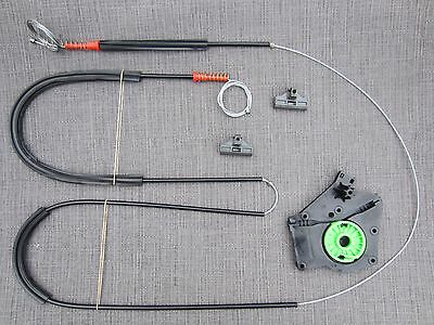 2001-2002 Ibiza III 2/3 Türen OSF rechts Fenster Halter Reparatur Paket