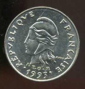 Le Meilleur Polynesie Francaise 10 Francs 1993 Pas De Frais à Tout Prix