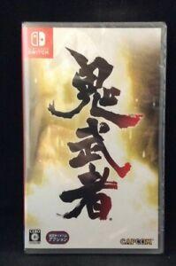Onimusha-Switch-Physical-Copy-English-Subtitle-Japanese-Ver-Region-Free