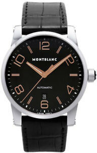 MontBlanc-TimeWalker-101551-Brand-New-amp-Authentic-Automatic-Men-039-s-Watch