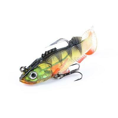 Fishing Lures Paillette Fishing Hook Soft Baits Lures Crankbaits Tackle Hooks