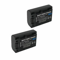 Battery / Charger For Sony HDR-CX625E, HDR-CX675E, HDR-PJ675E Handycam Camcorder