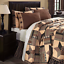 BINGHAM-STAR-QUILT-SET-choose-size-amp-accessories-Rustic-Plaid-Check-VHC-Brands thumbnail 4
