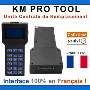 km pro tool unit centrale remplacement correction kilom trique digiprog tacho ebay. Black Bedroom Furniture Sets. Home Design Ideas