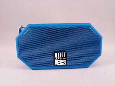 Altec Lansing Mini H20 3 Rugged Bluetooth Speaker Blue Or Red
