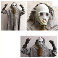 Abc Schutzmantel Gasmaske Fetisch Ostalgie Halloween Angelsport ABC Schutzanzug