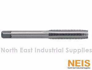 Tungsten steel hand tap M3 x 0.6 Metric New RH intermediate 3mm