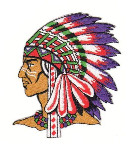 An94 indios Patch perchas imagen aplicación Patch Biker tatuaje parchear DIY EE UU.