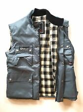 Vintage Belstaff Vest/Jacket. Sz M. Made In England. Barbour. Puffer.