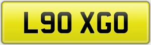 GO-NEW-LAND-ROVER-90-X-DEFENDER-NUMBER-PLATE-L90-XGO-LANDEY-DEF-JEEP-FWD-MUD