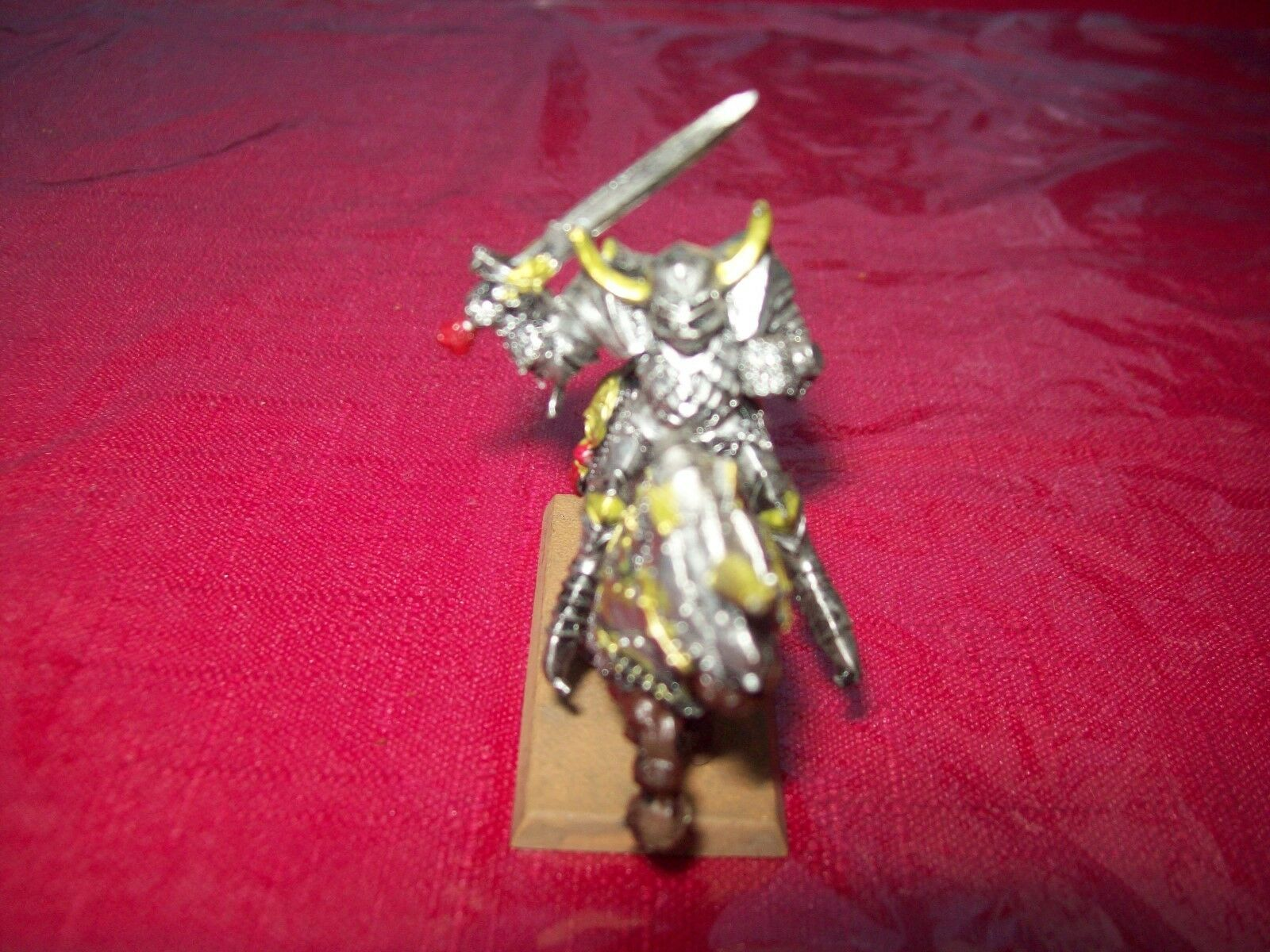 Warhammer Realm of Chaos Knight with Sword