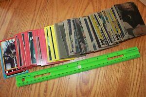 Star-Wars-Cartas-Coleccionables-1977-Lote-de-150-Vintage-Tarjetas-Unchecked