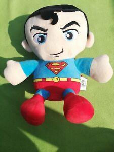 dc comic superman plush soft toy