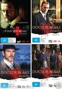 The-Doctor-Blake-Mysteries-Series-Seasons-1-2-3-amp-4-NEW-DVD
