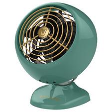 Vornado Vfan Mini Clic Personal Vintage Air Circulator Fan Green