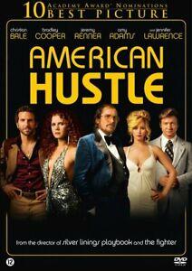 DVD-AMERICAN-HUSTLE-2013-CHRISTIAN-BALE-NEW-NOUVEAU-NIEUW-SEALED