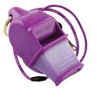 Fox 40 Sonik Blast CMG Whistle With Breakaway Lanyard Purple