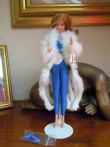 1983 Barbie Fabulous Tbe Fur /