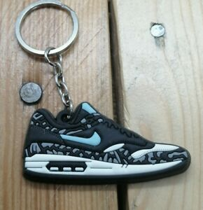 Details about Porte cles nike air max 1 atmos keychain trainer accessories- show original title