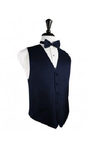 Luxury Herringbone 4 Vest and Bowtie Set