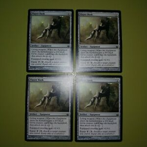 Flayer-Husk-x4-Mirrodin-Besieged-4x-Playset-Magic-the-Gathering-MTG