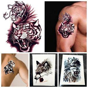 Usa Fashion Sexy Temporary Tattoo Henna Paste Transfer Paper Body