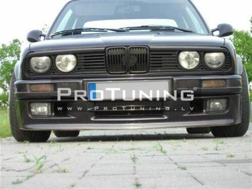 MT2 BMW E30 87-92 Front Bumper Skirt Spoiler M-technic II