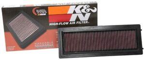 Air Filter For 17-19 Alfa Romeo Giulia Stelvio 2.0L 4 Cyl Base TI YB74C2