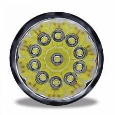 11 x CREE XM-L T6 LED impermeable 8000Lm Lámpara linterna de la bicicleta