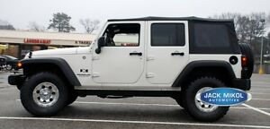 jeep rubicon white 4 door. image is loading 20072009jeepwrangler4doorreplacementsoft jeep rubicon white 4 door